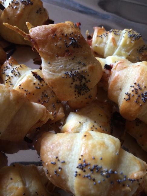 Minis croissants