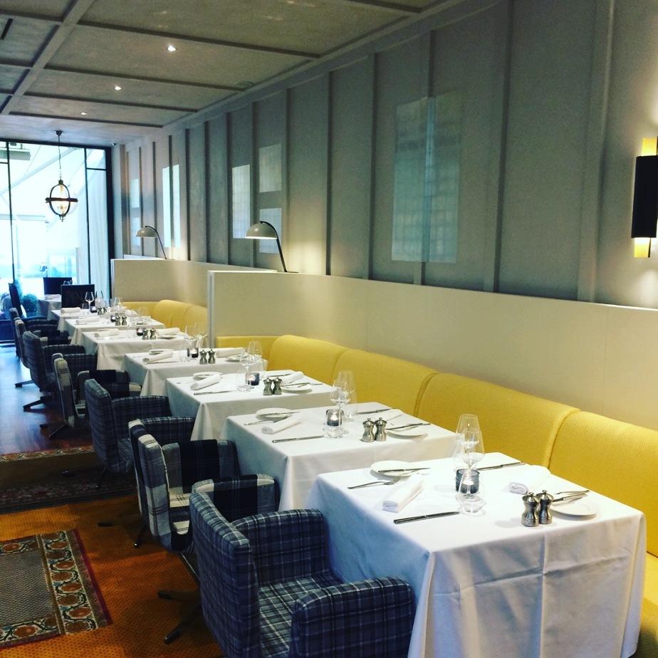 Restaurant Le Plëss