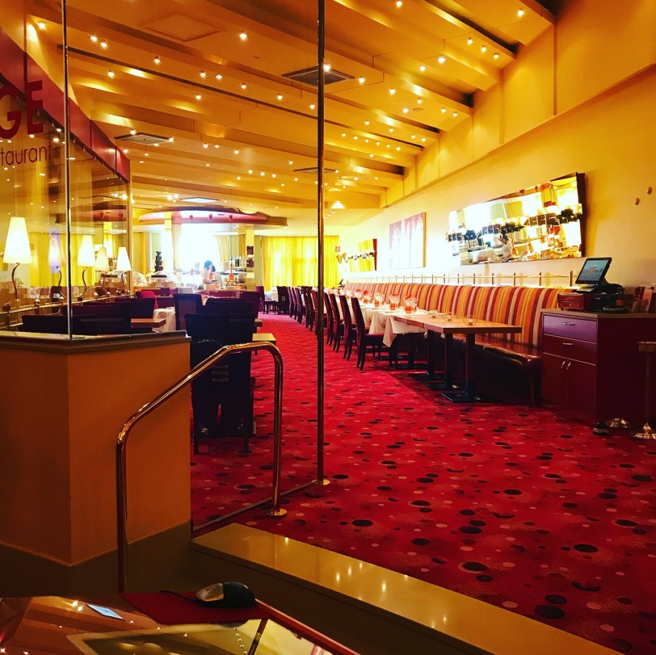 Restaurant Le Manège – Formule LunchBuffet