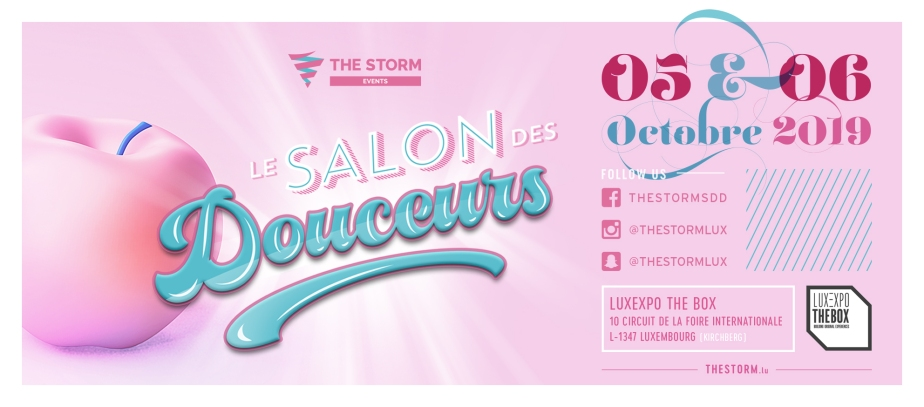 Le Salon des Douceurs by The Storm Events à Luxembourg